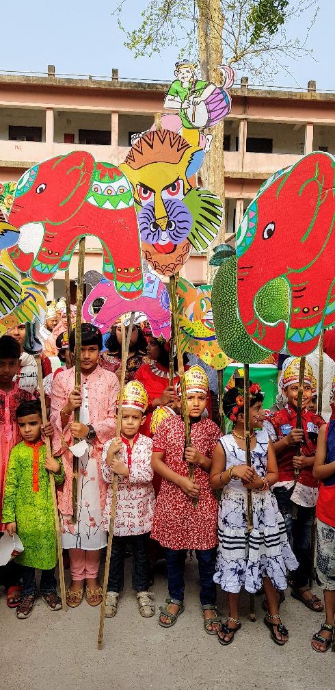 বাংলা বর্ষবরণ-২০১৯
