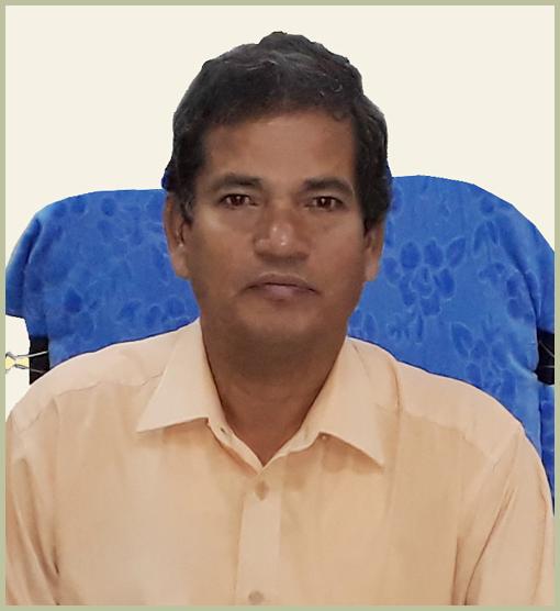 ড. মোঃ মোরাদ হোসেন মোল্লা, অধ্যক্ষ