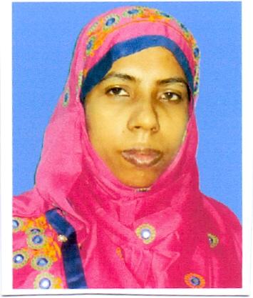 সাবিনা শাহানাজ