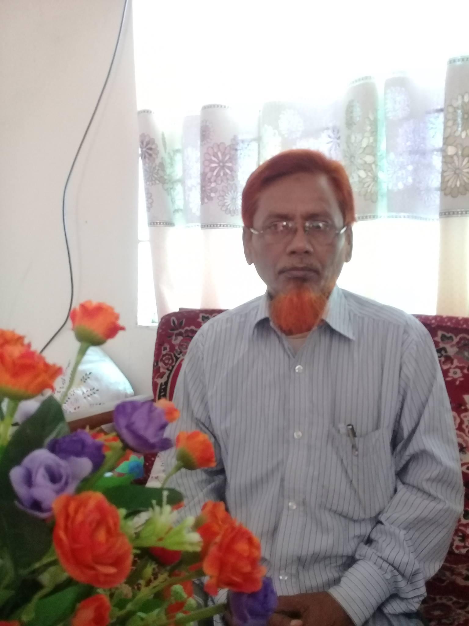 ড. প্রকৌঃ মোঃ ফরিদ উদ্দিন, ভারপ্রাপ্ত অধ্যক্ষ
