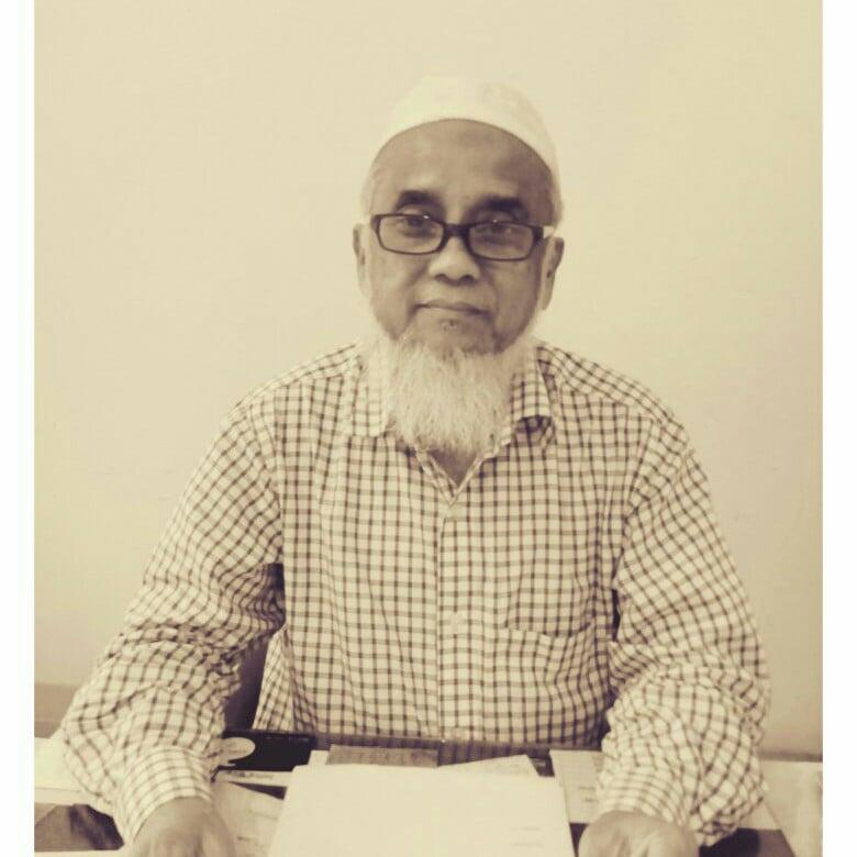 জনাব মোঃ মোজাহেদ আলী, অধ্যক্ষ
